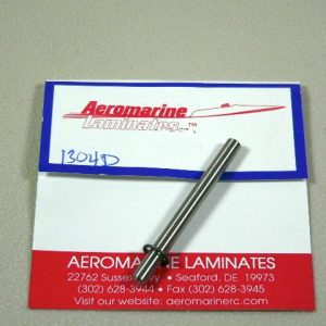 Aeromarine Rudder Hinge Pin and Clip-0