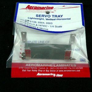 Aeromarine Servo Mount - Standard Size-0