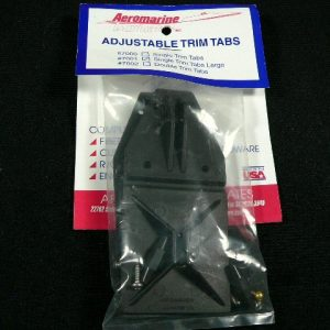 Aeromarine Trim Tab Kit - Large-0