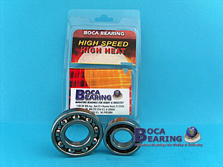 Boca Bearing Kit / High Speed-High Heat - Picco P5-Ops 21 Pro-Cmb 21-0