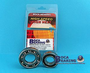 Boca Bearing Kit / High Speed-High Heat - OS 21 RZM & Novarossi 21-0