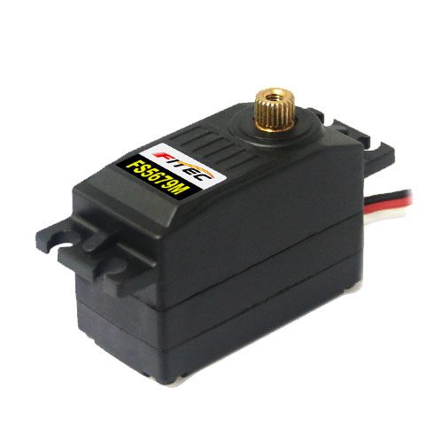 Fitec Low profile HV high-speed Digital Servo -0