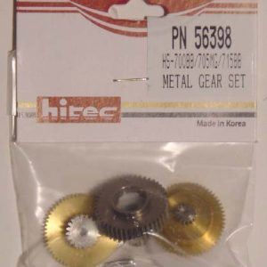 Hitec Metal Gear Set HS-700BB/705MG/715BB-0
