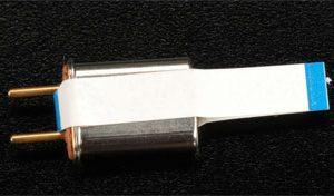 Hitec 75mHz Dual Conversion Receiver Xtal 75.990-0