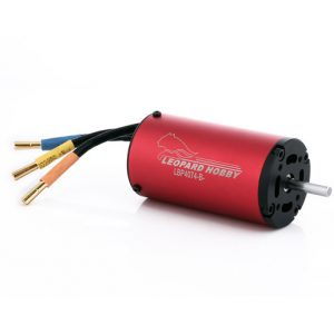 Leopard 4074 Brushless Inrunner 2000Kv 4-Pole for RC Boats and Giant Scale Planes-567