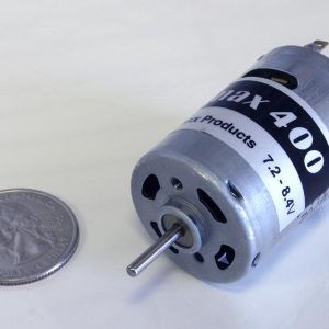 MAXX Promax Speed 400 7.2V Cobalt Motor-0