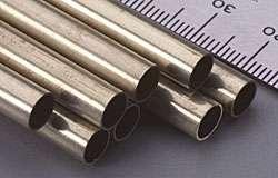 K&S 1/4 X 36 Round Brass Tubing-0