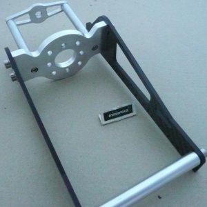 MiniMeca Billet Brushless Single Motor Mount for 56XX -58XX Series-1386