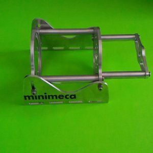 MiniMeca Billet Brushless Single Motor Mount for Castle 1717-0