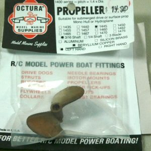 Octura 2 Blade Propeller-1445-0