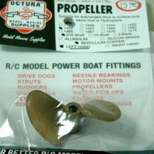 Octura 2 Blade Propeller-1455-0