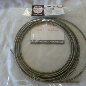 Octura Flex Cable - .150 x 20 ft. Std Left Lay-0