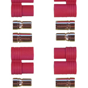 PRC8 Connectors (2 pairs)-0