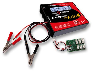 Cellpro Multi4 Charger with GP/KO (JST XH/JST EH/HR) Adapter Combo-0