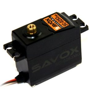 Savox SC-0253MG Metal Gear Digital Servo-0
