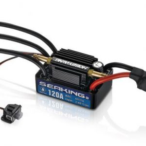 Seaking 120A V3 Brushless Marine Speed Control-0