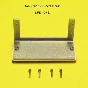 Speedmaster Servo Mount - Large Scale Size-0