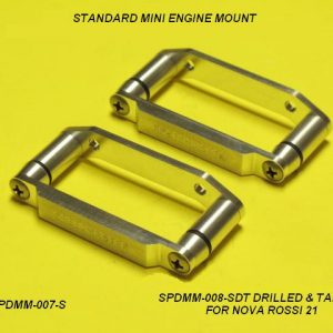 Speedmaster Mini Motor mount STD-D&T-0
