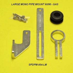 Speedmaster Pipe Mount Assembly (L) Mono-0