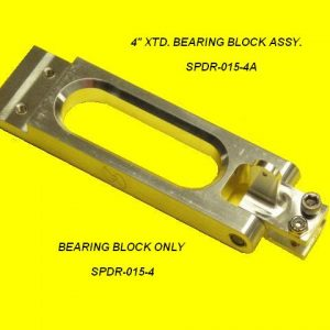 Speedmaster 4 in. Extended Bearing Block Assembly-0