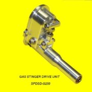 Speedmaster Stinger Gas Drive Unit .250-0