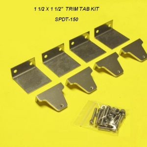 Speedmaster Trim Tab Kit-150-0