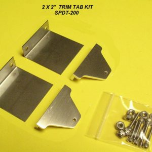 Speedmaster Trim Tab Kit-200-0