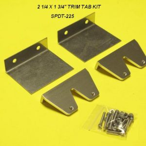 Speedmaster Trim Tab Kit-225-0