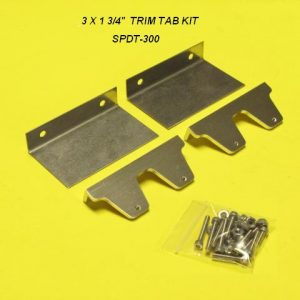 Speedmaster Trim Tab Kit-300-0
