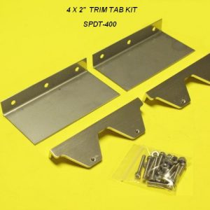 Speedmaster Trim Tab Kit-400-0