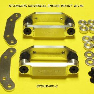 Speedmaster Universal Standard Motor Mount-0