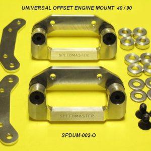 Speedmaster Universal Offset Motor Mount-0