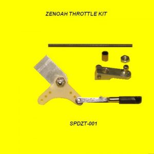 Speedmaster Throttle Kit for Zenoah/Walbro-0
