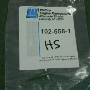 Walbro Power Needle for Walbro Wt-488-1 Carburetor-0