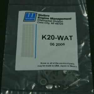 Walbro Repair Kit for Wt-488-1 Carburetor-0